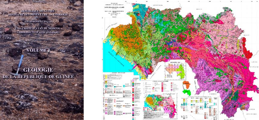 история развития компании geoprospects ltd